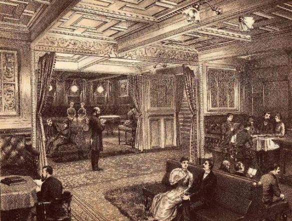 The Drawing Room and Library